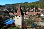 fortified church from biertan unesco transylvania romania00012