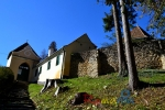 fortified church from malancrav village transylvania romania00002