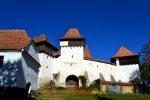 fortified church from viscri unesco transylvania romania00001