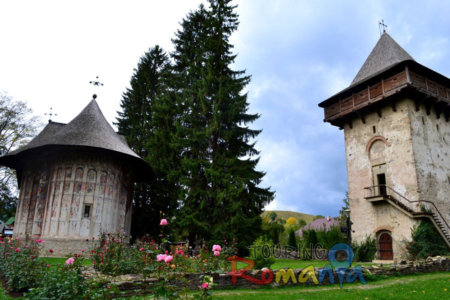 "HUMOR MONASTERY – ""CHRISTIANS TAKE REVENGE  FOR CONSTANTINOPOL"" -  UNESCO WORLD HERITAGE"