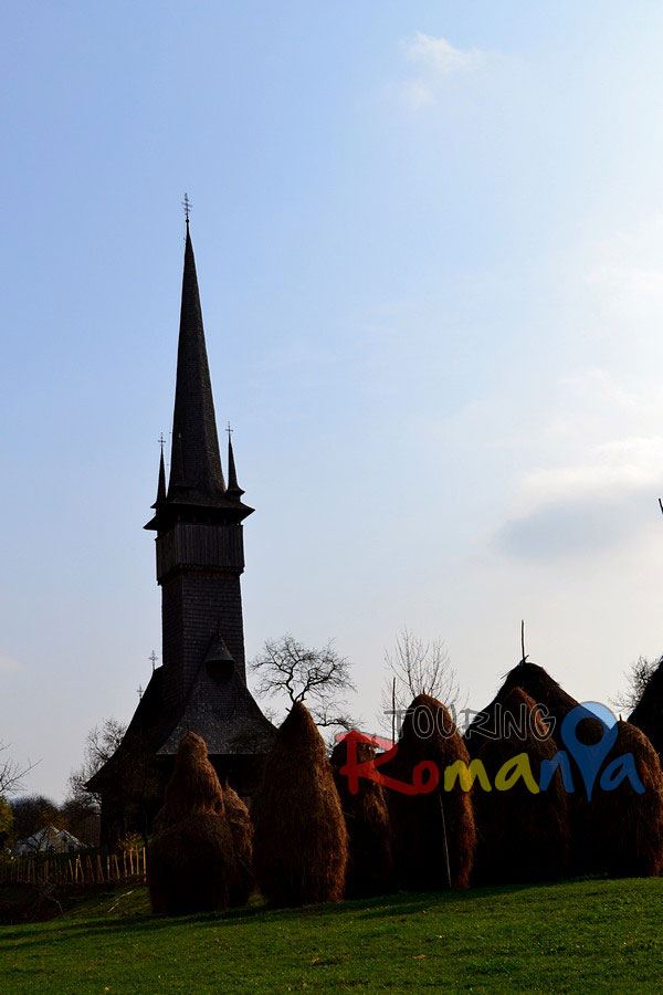 Wooden Church from Plopis Unesco Maramures Romania00002