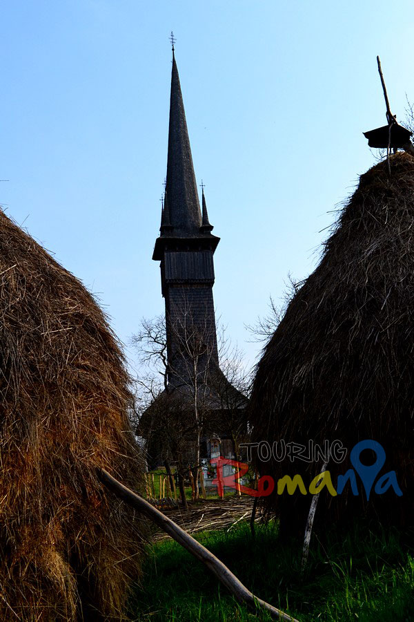 Wooden Church from Plopis Unesco Maramures Romania00003