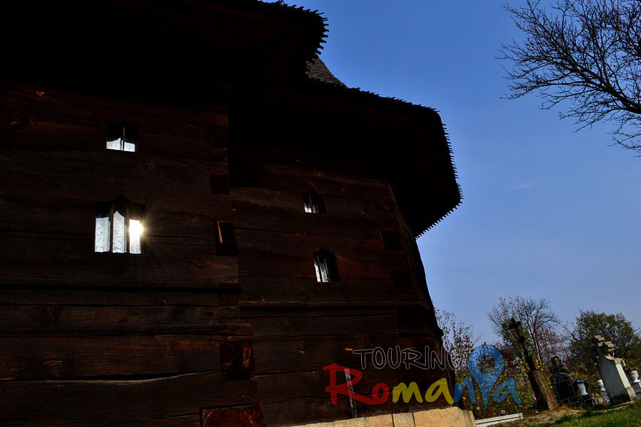 Wooden Church from Plopis Unesco Maramures Romania00004