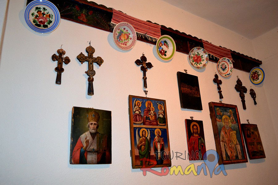 Glass Icons Museum from Sibiel Transylvania Romania00007