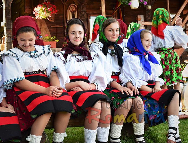 People from Maramures Transylvania 1