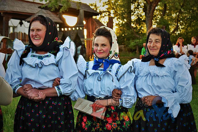 People from Maramures Transylvania 6