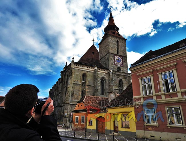 Black Church Brasov Transylvania 6