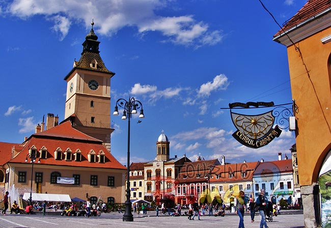 Why a Tour in Transylvania?
