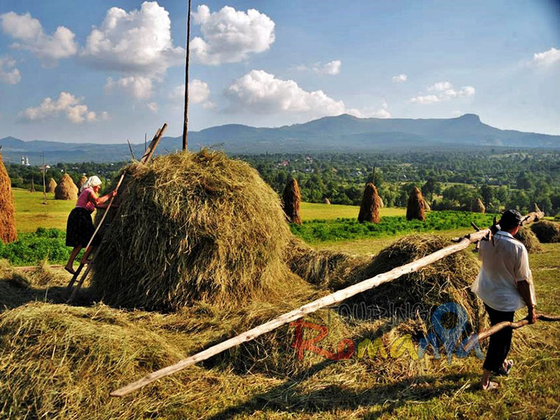 A journey back in time: Countryside Life from Transylvania and Maramures