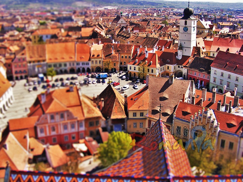 Charming Sibiu - Private Guided Tour