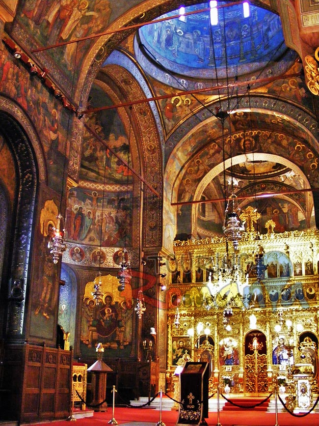 Orthodox Cathedral Bucharest
