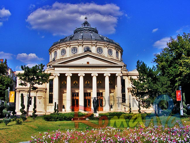 Romanian Atheneum Bucharest