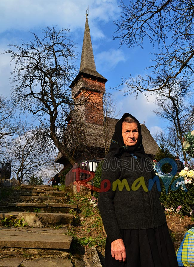 People from Maramures Romania 1