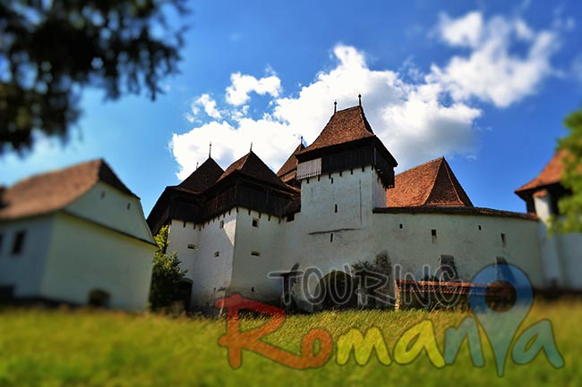 Viscri Fortified Church and Village Transylvania Romania 4