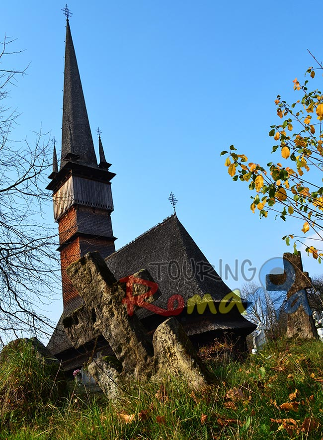 Wooden Church Maramures Romania 11