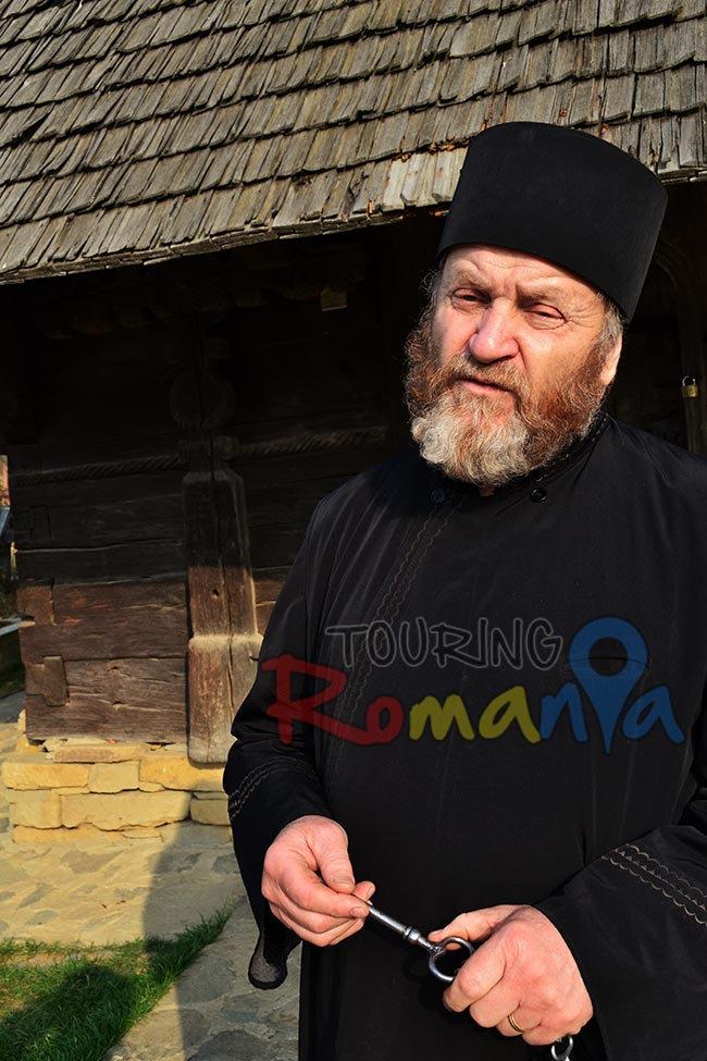 Wooden Church Maramures Romania 2
