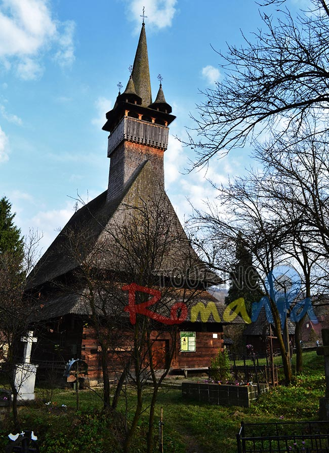Wooden Church Maramures Romania 9