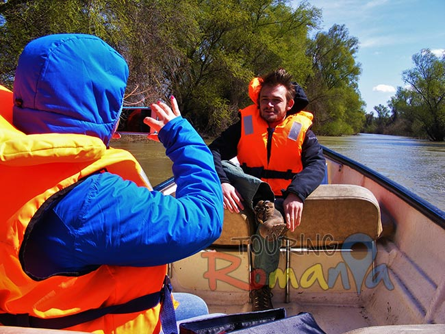 Happy Guests Danube Delta Small Shared Tour 11