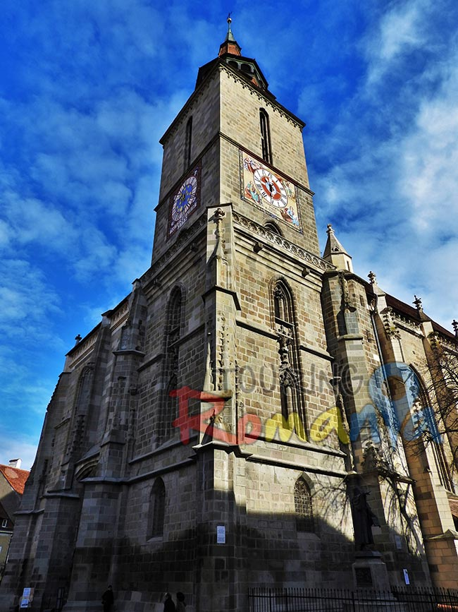 Black Church Brasov Transylvania 1